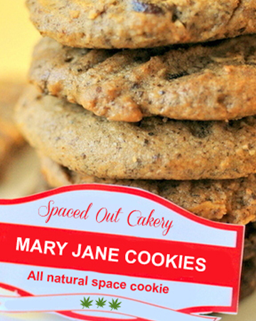 Mary Jane Cookies